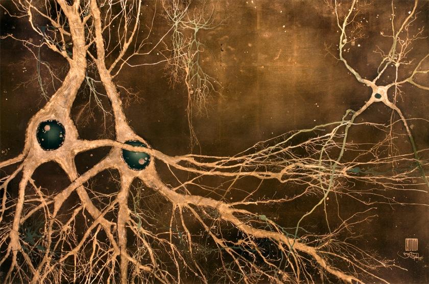 Maki-e-Neurons
