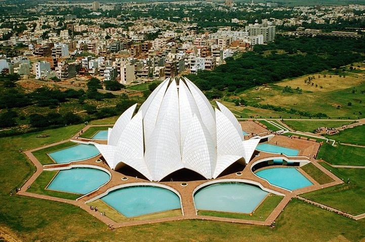 The Bahai Temple tourism destinations